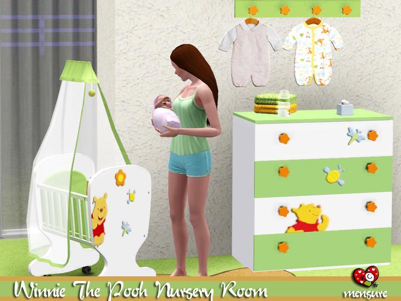 mensure s winnie the pooh nursery room