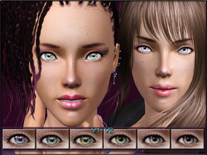 Sims 3 — EyeSet16 by Shojoangel — Hi everybody...These are colorful and shiny eyes...hope you like it...Have a nice day