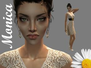 Sims 2 — Monica by LovelyDaisies2 — This is Monica. To download, Sims 2 Clean Installer, which you can download, would be