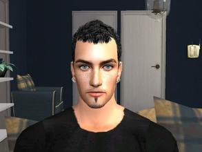 Sims 2 — Josh Glasser by stuffensa2 — This guy here will try anything you ask. He loves dares and is always risking his