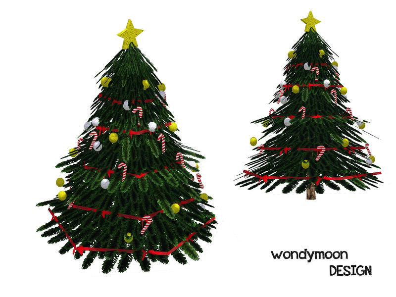 wondymoon's Christmas Tree