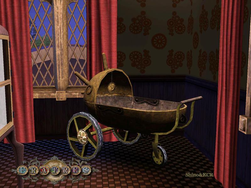 shinokcr 39 s fratres steampunk bedroom
