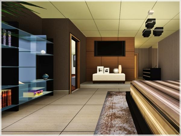 Ray sims 39 brown scheme for Hope kitchen bridgeport ct