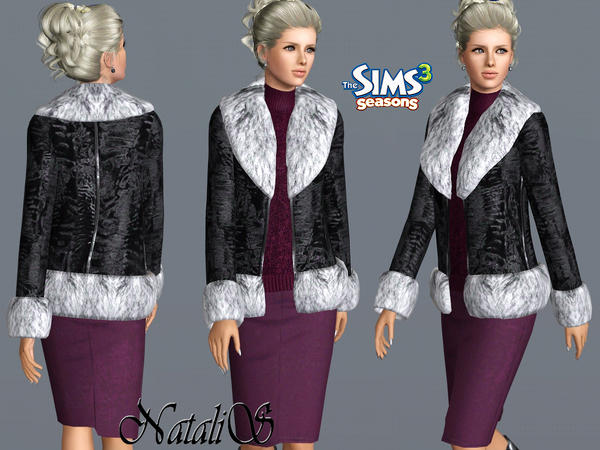 Fur hat recolor by honeydewsimss the sims 4 download.