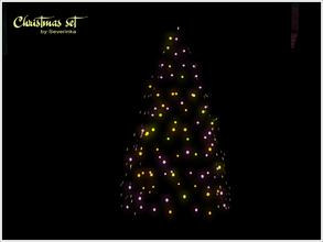 Christmas / Sims 3 Downloads - 'garland'