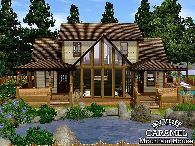 Ayyuff S Caramel Mountain House Furnished