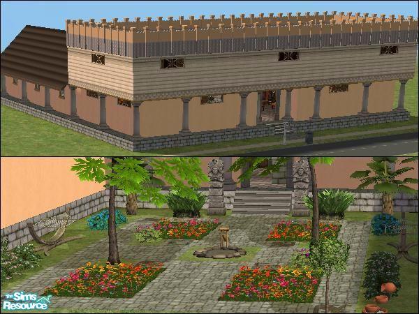 Hordriss Aztec Noble S House