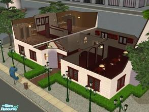 Sims 2 — Ristorante by maja89 — Nice, small, cozy restaurant for nights with the special one, friendly and family