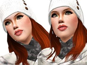 Sims 3 — Female ModeL-51 [Young Adult]  by TugmeL — Young Adult Female Model Created this design EP and SP: Sims-3 Pets
