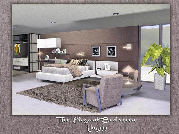 Ung999 S Black White Living: Ung999's The Elegant Bedroom