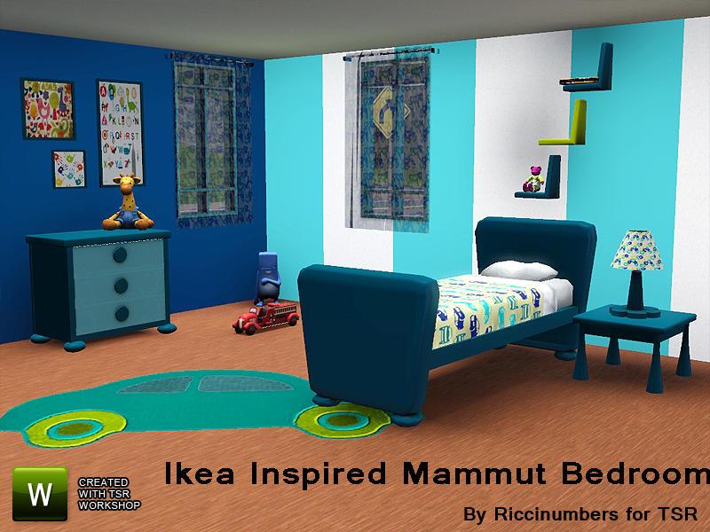 Thenumberswoman S Ikea Inspired Mammut Bedroom