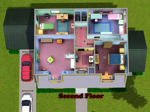 Arlepesa S Family Guy House