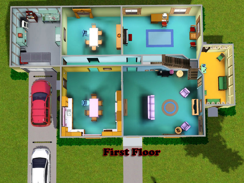 Arlepesa 39 s family guy house for House plan guys