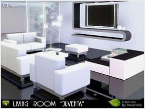 Severinka S Sims 3 Living Room Sets