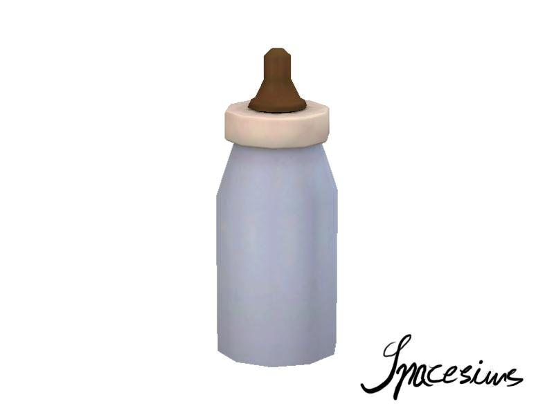 Spacesims Ted Nursery Baby Bottle