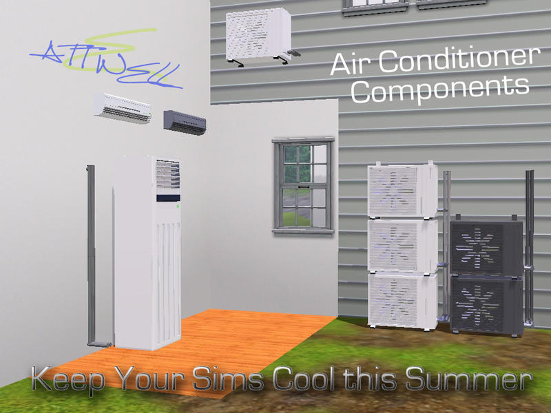 Mikeaus69 S Air Conditioner Components