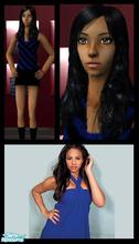 Sims 2 — Alesha Dixon (Misteeq) by Shortie020891 — This is Alesha Dixon from the early 2000\'s UK girlband Misteeq and is