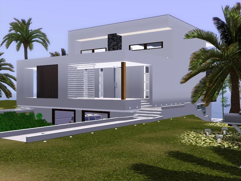 Gox35 39 S Modern Minimalist Villa