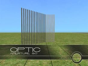 Sims 2 — Optic Buildset - Aperture 9.0 by Emma_O — part of the Optic Buildset
