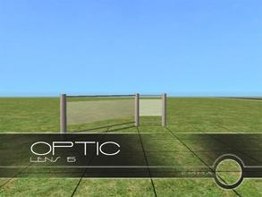 Sims 2 — Optic Buildset - Lens 15 by Emma_O — part of the Optic Buildset