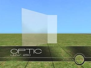 Sims 2 — Optic Buildset - Lens 250 by Emma_O — part of the Optic Buildset