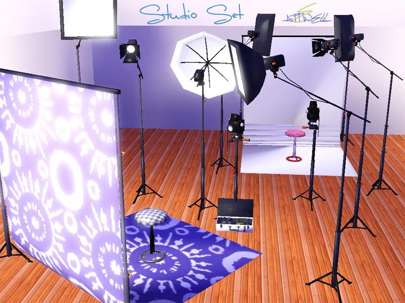 Mikeaus69 S Photographic Studio Set