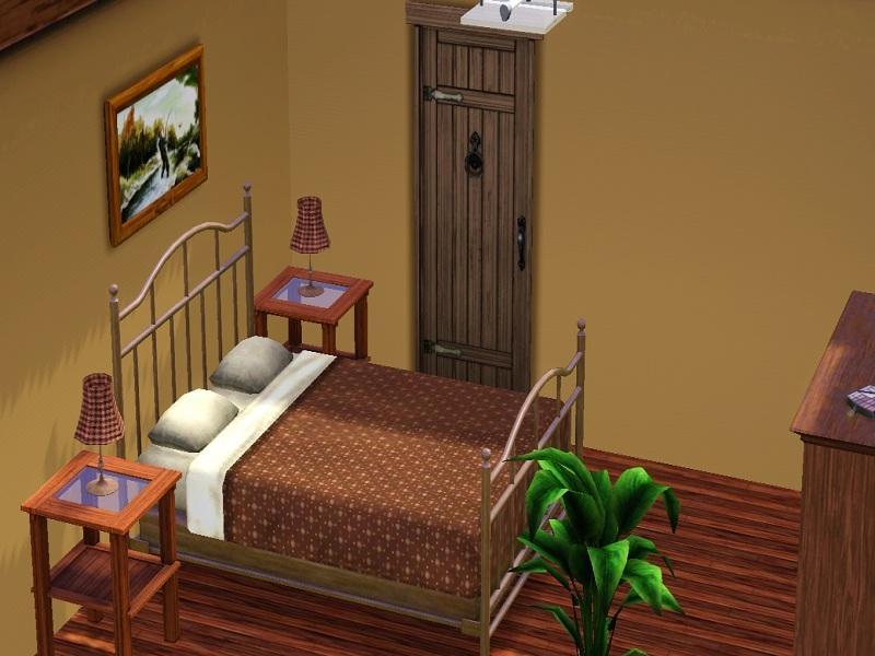 Mahalaf Bedroom Starter House