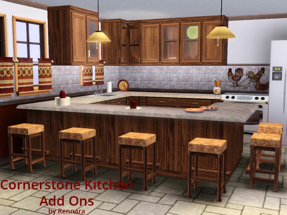 Rennara S Cornerstone Kitchen Add Ons