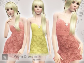 Sims 3 prom dresses tsr official site