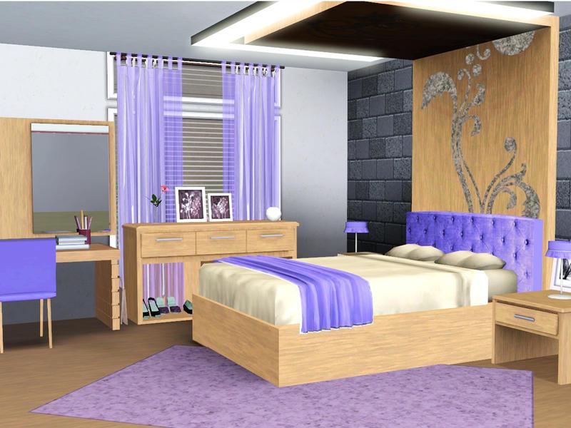 Lulu265 39 s modern teen room - Bed designs for teenage ...