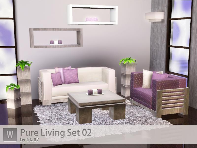 Tifaff7 S Pure Living Set 02