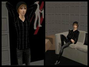 Sims 2 — Mike by blueeyes58972 — This is Mike. He is perfect teen for your game. Enjoy him ^_^