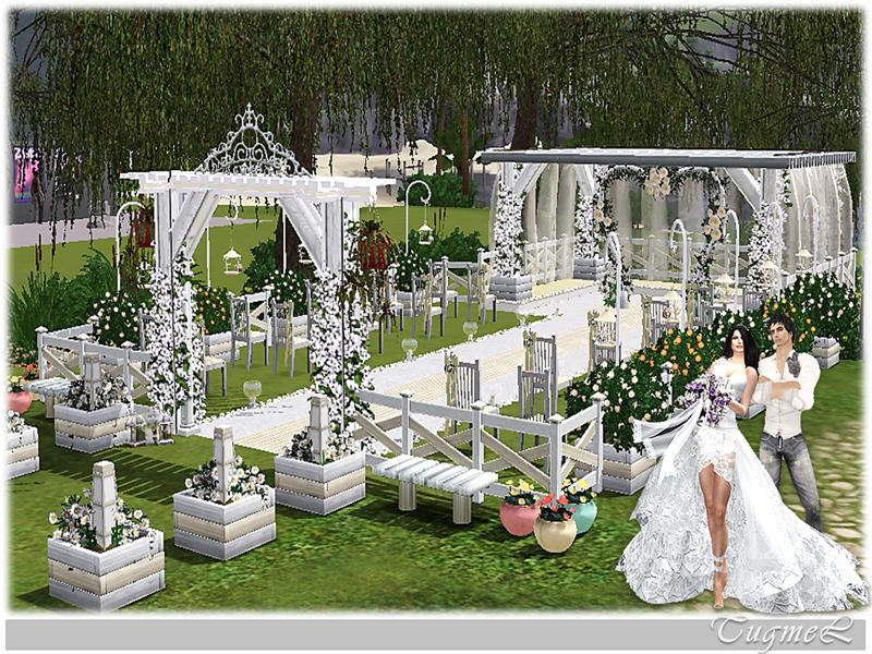 Tugmels Summer Wedding Place Full Furnished