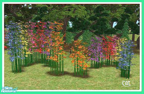 Wild Plants In Build Mode Sims