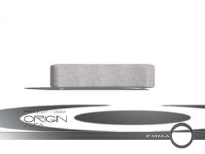 Sims 2 — Project 0001 Origin - Sofa by Emma_O — sofa for Project 0001 Origin.