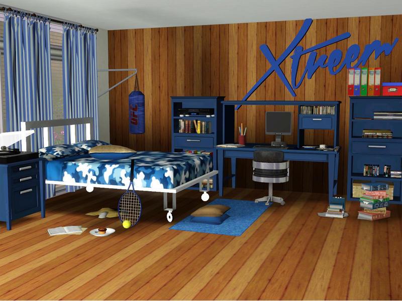 Edward Teen Boys Room