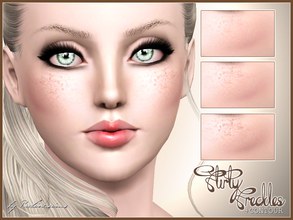 Sims 3 Makeup - 'freckles'