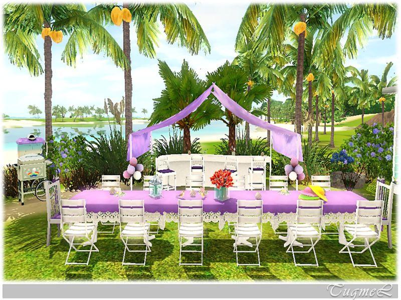 Tugmels Beach Wedding Place Full Furnished