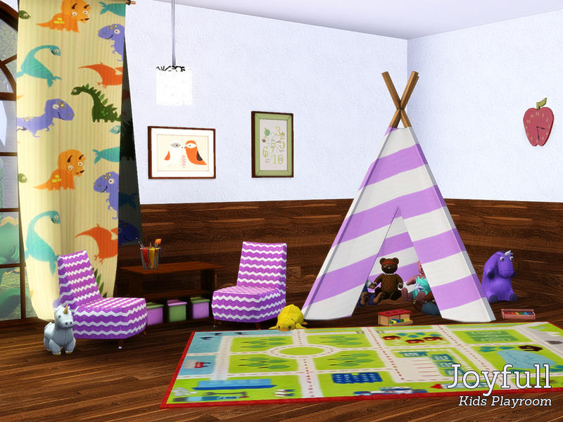 Angela S Joyfull Playroom