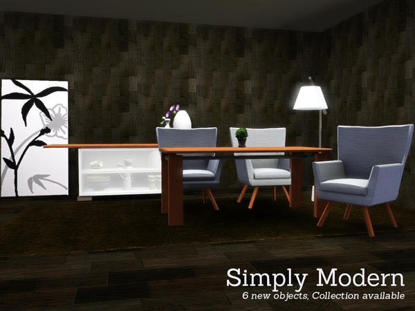 Angela's Simply Modern Dining