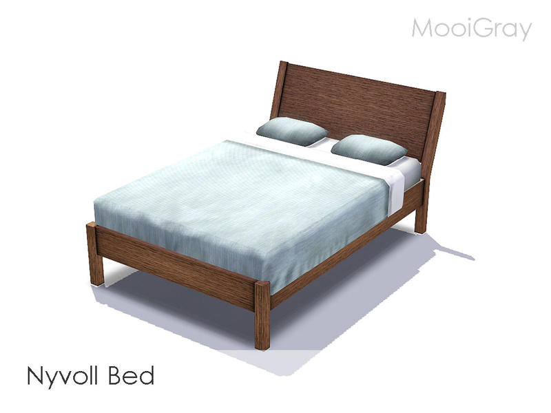 mooigray 39 s nyvoll inspired bed. Black Bedroom Furniture Sets. Home Design Ideas