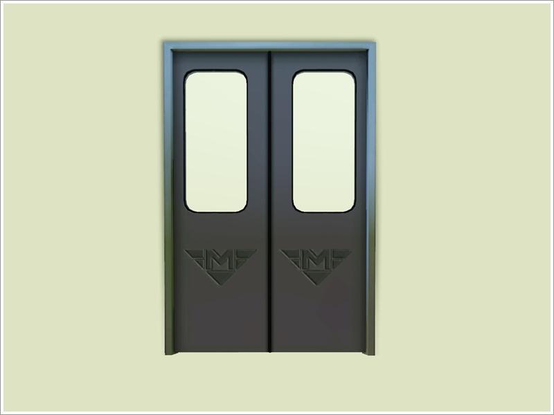 Metro Door double sliding & Severinka_\u0027s Metro Door double sliding