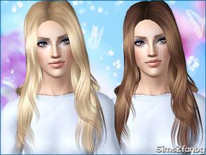 Sims 3 Hair - \'teen\'