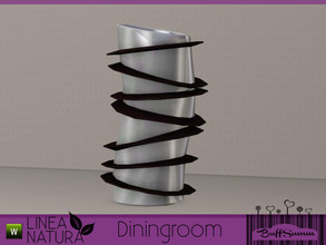 Sims 3 — Linea Natura Dining Vase A by BuffSumm — Part of the *Linea Natura Series - Dining* ***TSRAA***