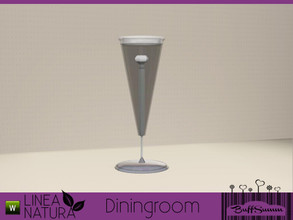 Sims 3 — Linea Natura Dining Tablelamp by BuffSumm — Part of the *Linea Natura Series - Dining* ***TSRAA***