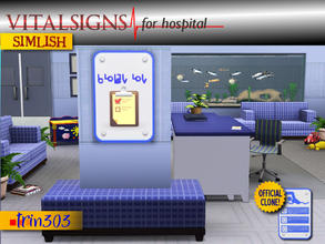 Sims 3 Downloads - 'hospital'