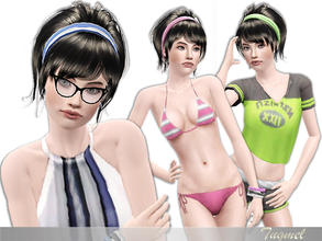 Sims 3 — College Girl -  [Young Adult]  by TugmeL — Stylish and modern this Female Sim is ready for the University Life!