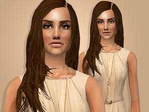 Sims 2 — Lana Del Rey by Cleotopia — The American sing-songwriter and model Lana Del Rey. Started as a model but has