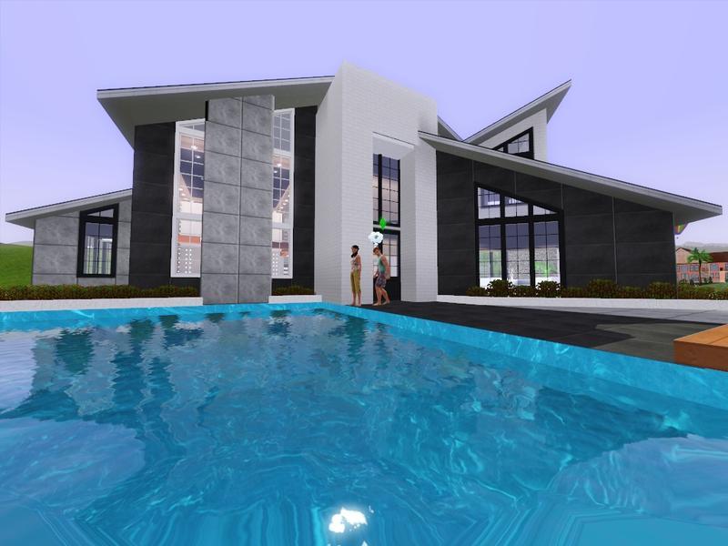 Gox35 39 s ultra modern villa 9870 for Villa ultra moderne