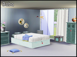 Sims 3 — steffor-baba by steffor — my first sims 3 bedroom